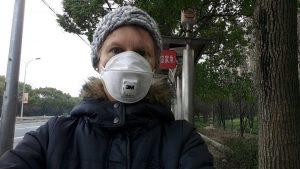 Luftverschmutzung in Shanghai - Apotheke Unter Linden Köln-Widdersdorf